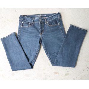 American Eagle Outfitters Stretch Straight Jeans